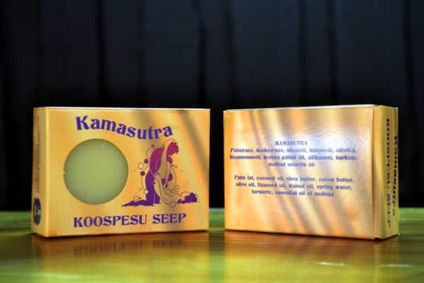Kamasura seep