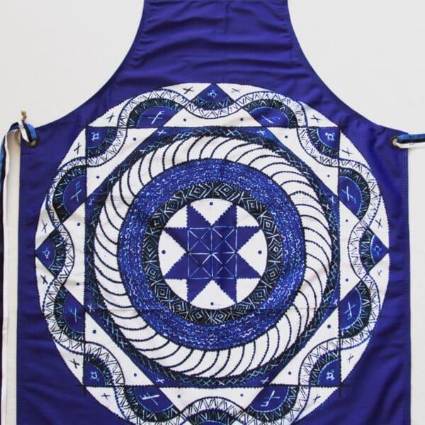 mandala apron 2 4