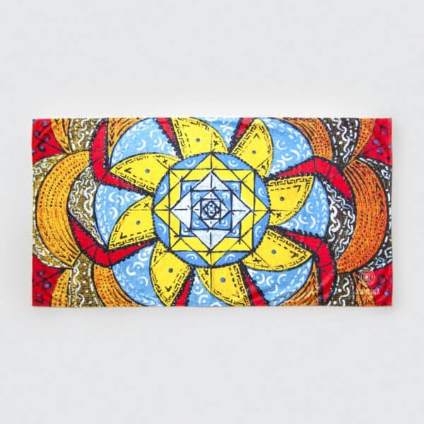 mandala beach towel 1 1