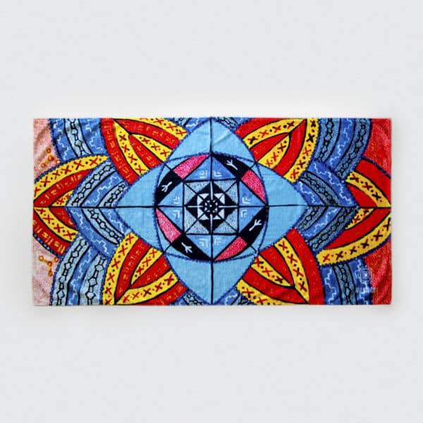 mandala beach towel 11 1