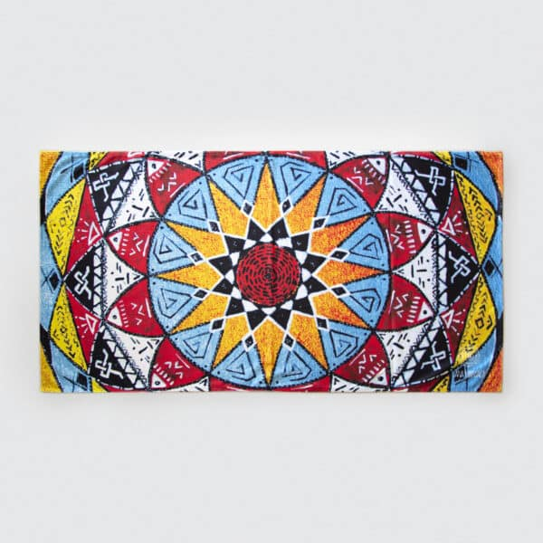 mandala beach towel 3 1