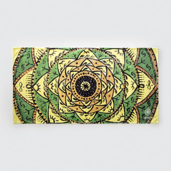 mandala beach towel 4 1