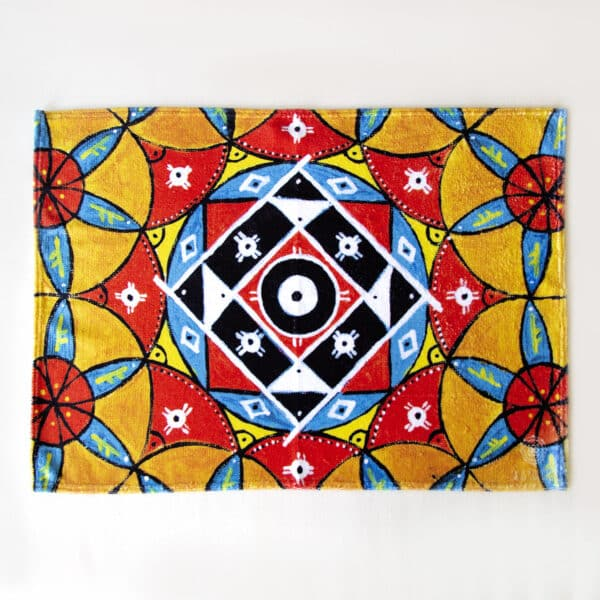 mandala blanket 1 1 1