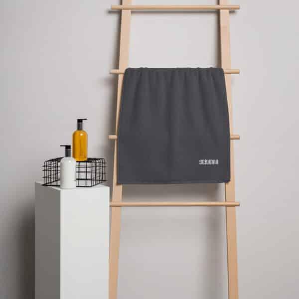 turkish cotton towel graphite 50 x 100 cm 5fc9158b4e089