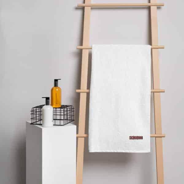 turkish cotton towel white 70 x 140 cm 5fc9143a2a593